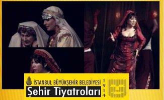 Tiyatro | İBB Yedi Kocalı Hürmüz oyununu online yayınlıyor