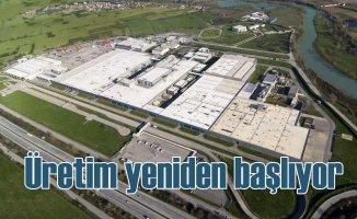 Toyota Otomotiv Sanayi Türkiye'de üretime başlıyor