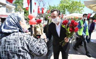 Türkiye'nin ilk sosyal mesafeli etkinliği