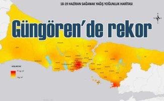 AKOM sağanak yağış rapporu yayınlandı