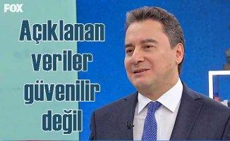 Ali Babacan | Biz bize yetmiyorsanız fakir ülkeyiz
