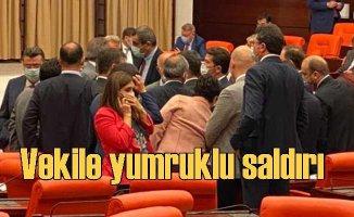 CHP'li vekile saldırı Meclis'i gerdi