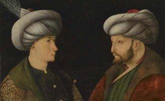 Fatih'in portresi yıllar sonra geri dönüyor