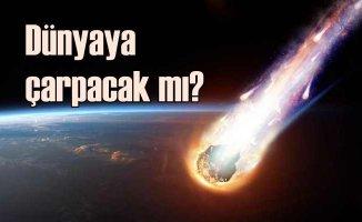 Göktaşı dünyaya çarpacak mı? 2020 göktaşı uyarısı
