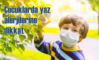 Her 3 çocuktan biri alerjik | Çocuklarda yaz alerjisine dikkat