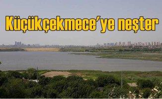 İBB'nin hedefi Küçükçemece gölünü 'Ölü Göl' olmaktarn kurtarmak
