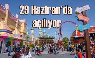 İsfanbul Tema Park 29 Haziran'da açılıyor