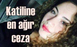 Merve Kotan cinayeti | Katile 2 kez müebbet çıktı