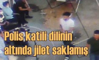 Polis katili dilinin altında jilet saklamış | O alçak tutuklandı