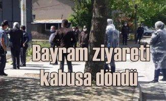 Seydişehir'de koronavirüs alarmı | Bayram ziyaretine geldi bulaştırdı