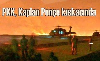 TSK, Irak'ın derinliklerinde terör hedeflerini vuruyor