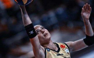 VakıfBank, Pınar Eren Atasever'e teşekkür etti