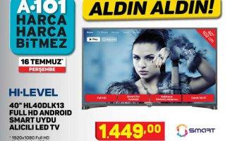 A101'de 15 - 22 Temmuz haftası teknolojik ürün fiyatları