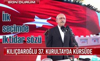 CHP Kurultayı | Türkiye'yi seçime götürecek yönetim sözü