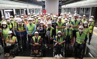 Engelsiz metro talepleri sonuca ulaşıyor