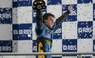 Fernando Alonso yenidenRenault DP World F1 Takımı'nda
