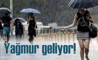 İstanbul dikkat | Sıcakların yerini yağmurlu hava alıyor