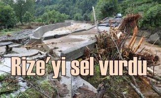Karadeniz'de sel felaketi | Can kaybı artıyor