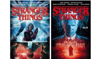 Kitap | Stranger Things efsanesi çizgi romanlarla sürüyor | Diğer Taraf & Altı