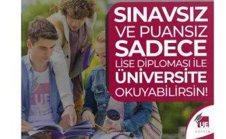Sınavsız, puansız eğitim hakkı