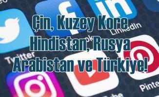 Sosyal Medya'da bol kısıtlamalı dönem başlıyor