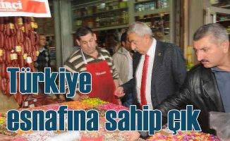 TESK'den çağrı | Türkiye, bayramda esnafına sahip çık