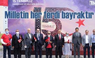 TİM Başkanı İsmail Gülle | 15 Temmuz uyanışını rekorlara çevirdik