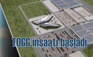 TOGG Gemlik İnşaatı Başladı | Alman tasarımı Türk otomobili burada üretilecek