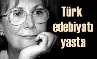 Türk Edebiyatı'nın acı kaybı | Adalet Ağaoğlu hayatını kaybetti