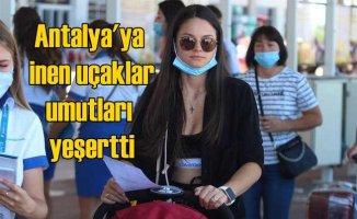 Antalya'da turizm tarihinin en sakin günleri