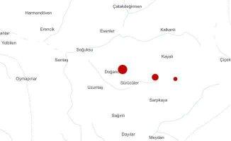 Bitlis'te deprem oldu | Hizan 4.7 deprem ile sallandı