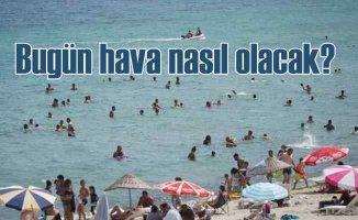 Bugün hava nasıl olacak? | İstanbul poyrazla nefes alacak