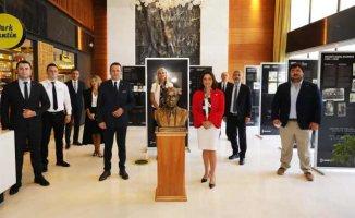 Dedeman Yönetimi 'Kartal'ın Yolculuğu' sergisi ile Trabzon'da