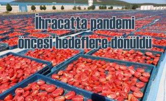 EİB | Yaş meyve ve sebze ihracatında 1 milyar dolar hedefine kilitlendi