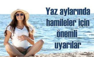 Hamilelikte nelere dikkat edilmeli | Bol bol su tüketin, egzersiz yapın