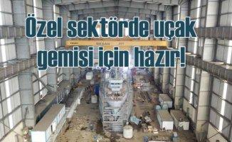 Kaptanoğlu | Türk Tersaneciliği uçak gemisi üretme yeteneğine sahip