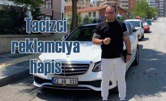Konya'yı karıştıran taciz iddiası | Reklamcıya 1.8 yıl hapis