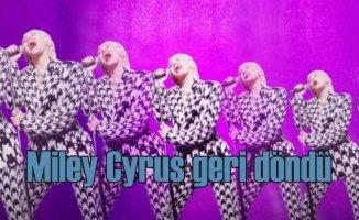Miley Cyrus | Midnight Sky ile geri döndü