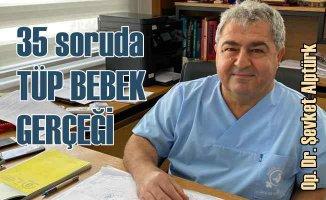 Op. Dr. Şevket Alptürk | Tüp bebek için neler yapmalı | Tüp bebek hazırlığı