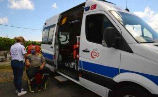 Sarıyer'de Kurban alanına vatandaştan tam not
