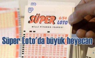 Süper Loto'nun ilk çekilişinde25.5 Milyon TL devretti