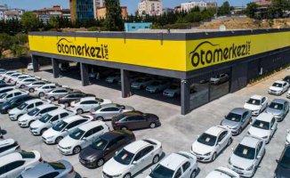 Türkiye'nin En Büyük İkinci El Oto Tesisi Açıldı!