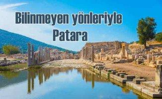 2020 Patara yılına özel Patara'nın kültürüne dair her şey