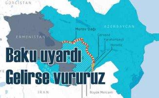 Azerbaycan | S-300 gelirse vururuz