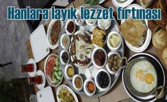 Beta Yeni Han | Han kahvaltısıyla görsel şölene davetlisiniz