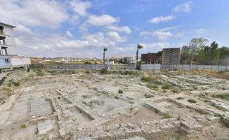 Beylikdüzü'nde tarihi kanal kalıntıları bulundu