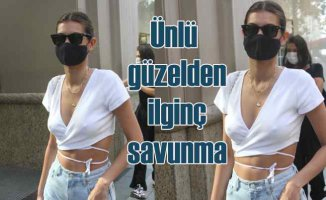 Buse İskenderoğlu'dan koronavirüslü parti açıklaması