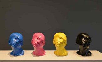 Çukurambar Sanat Galerisi, heykel sergisi ile sanatseverleri ağırlıyor