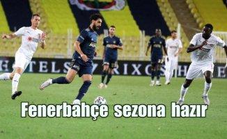 Fenerbahçe yeni sezona hazır