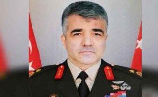 İdlib komutanı Sezgin Paşa, kalbine yenik düştü